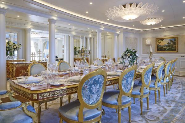 TIS dining room