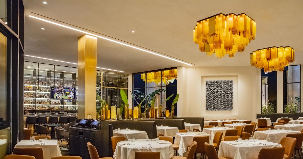 Spago Restaurant Bellagio Hotel