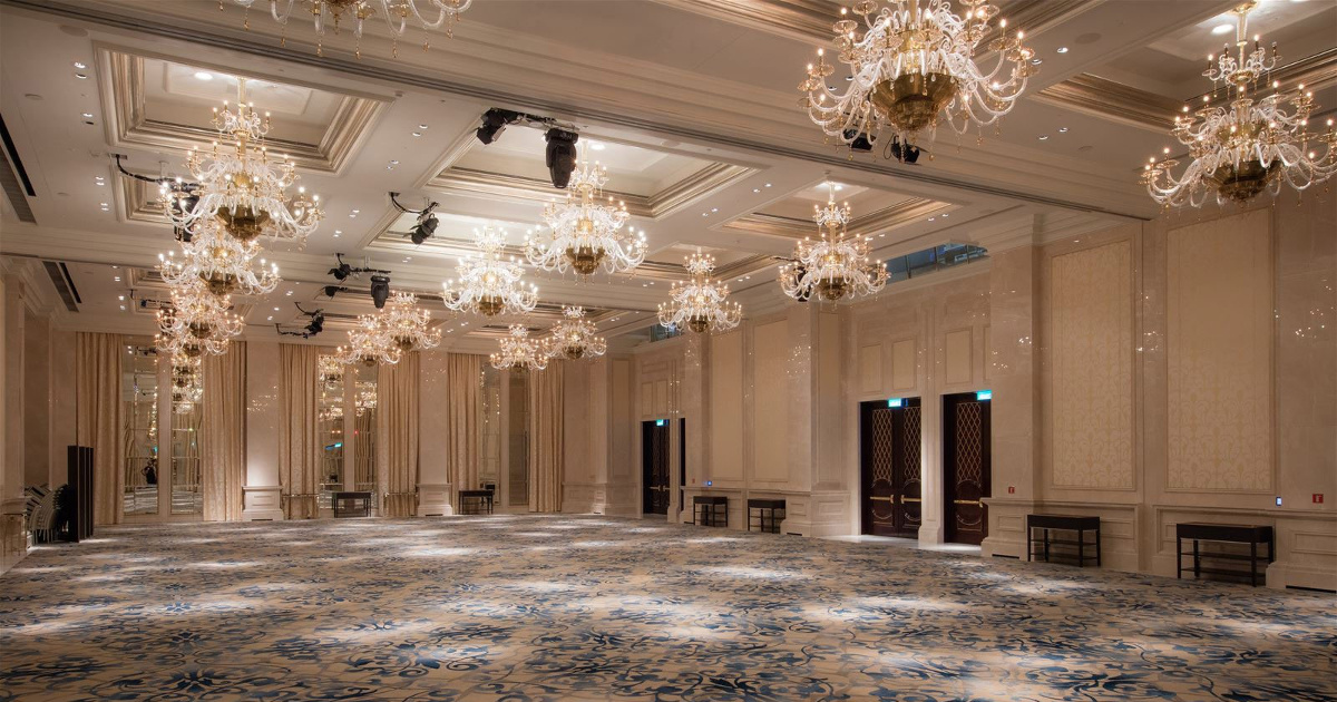 Ritz Carlton Hotel Preciosa Lighting
