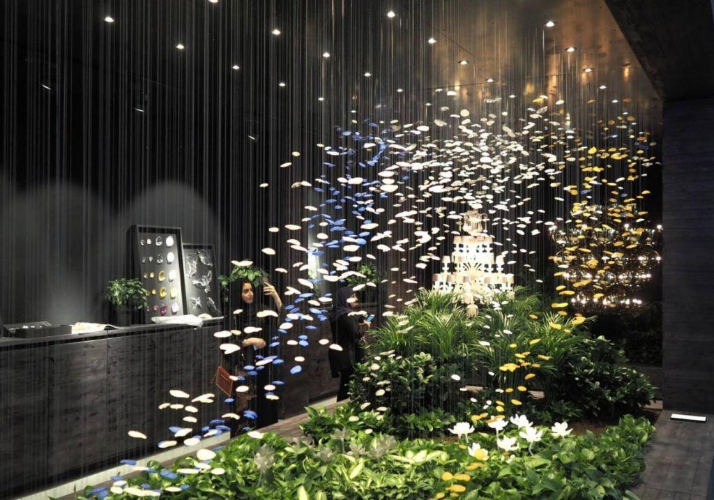 Downtown Design Dubai 2017 Preciosa