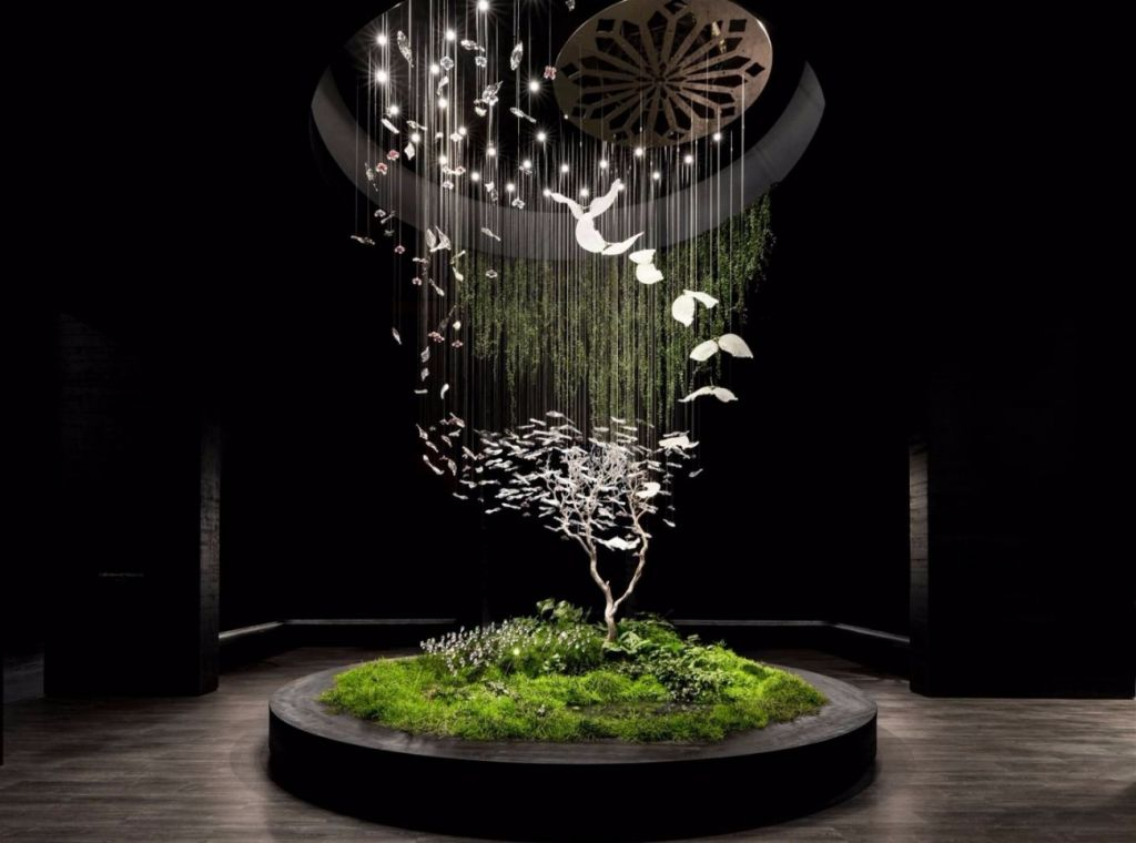 Decorative chandelier of the year for preciosas crystal automata we would hereby like to thank you for your unrelenting support sharing the same sense for design and chandelier culture it is much appreciated aloadofball Image collections