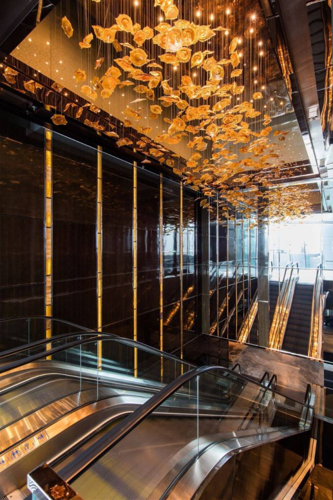 Ritz-Carlton Hotel - PRECIOSA Lighting
